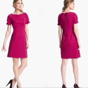 Elie Tahari Nordstrom Magenta Pink Trudy Dress